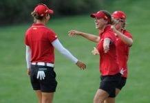 spain golf team