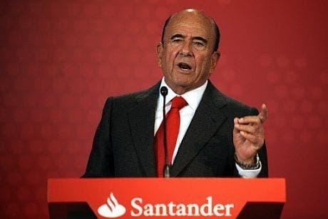 Santander chairman dies aged 79