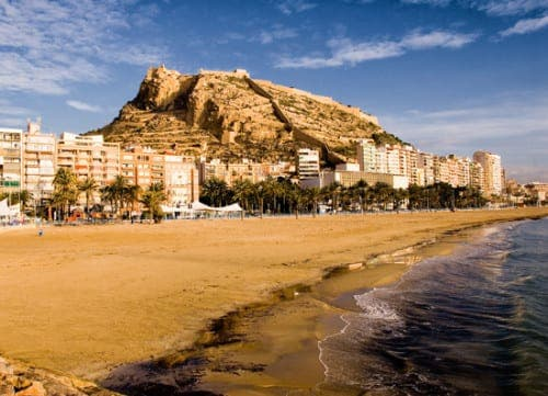 Alicante named driest area in the world