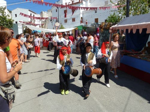 Andalucian Arab Festival kicks off in Salares this weekend
