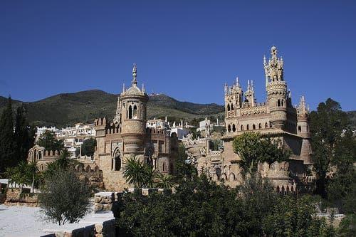 Benalmadena castle