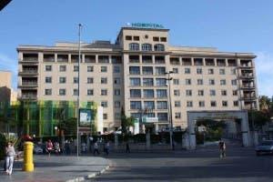 Malaga hospital