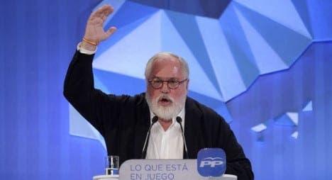 Controversial Spanish MEP becomes EU energy chief