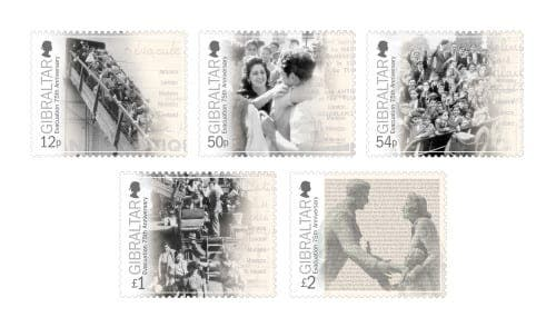 Record-breaking commemorative stamp to be released in Gibraltar