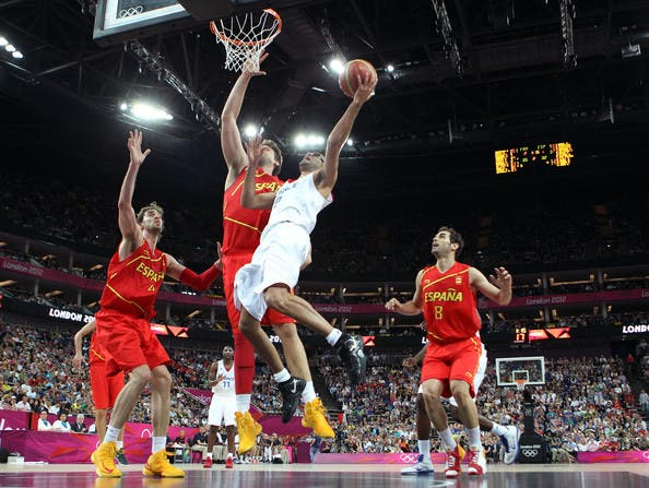 Spain crash out of basketball World Cup in defeat to France