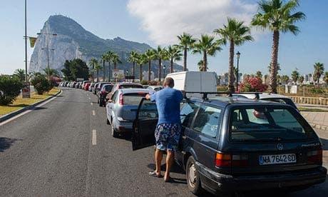 Gibraltar-Spain border delays to get even worse as works begin