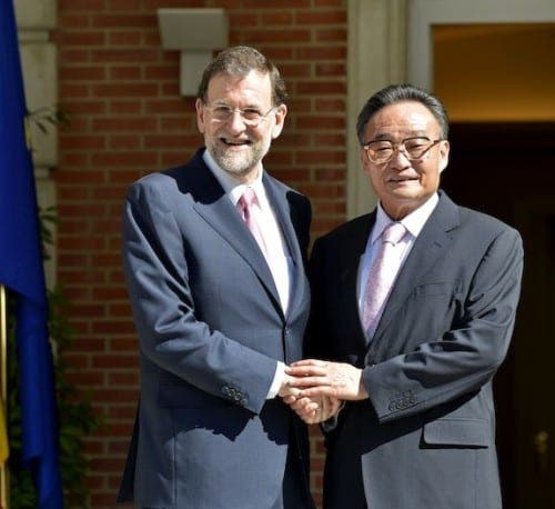 Rajoy heads to Beijing as Spain and China begin €3 billion business deals