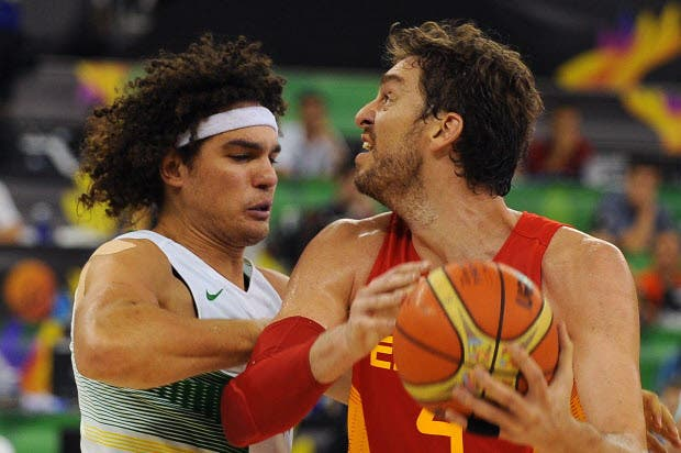 Spain progress to last 16 of FIBA basketball World Cup