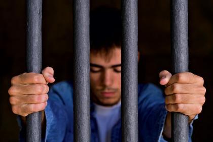 Behind bars in Spain