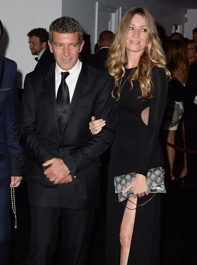 Antonio Banderas bounces back with new partner just months after divorce