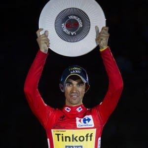 Alberto Contador wins Vuelta a Espana