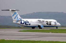 Flybe ends flights to Spain from Exeter Airport