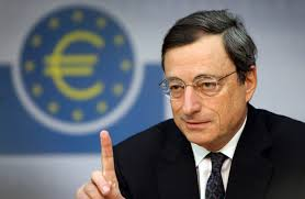 ECB cuts rates causing euro to weaken dramatically