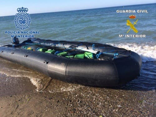Guardia Civil seize 2.8 tonnes of hashish in Marbella thanks to tip-off