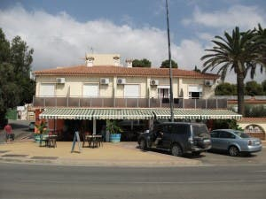 Hostal Esperanza where the Kings rented two rooms for one night, paying in cash