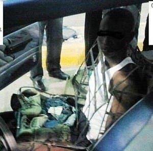man car seat