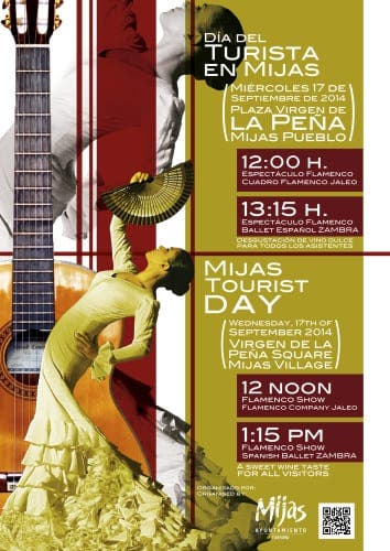Mijas prepares for its Tourist Day celebrations