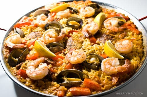 International Paella Championships in Valencia