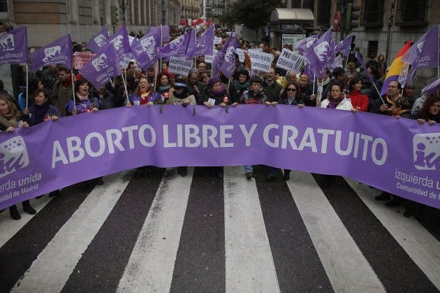 PP set to abandon Spain's controversial abortion reforms
