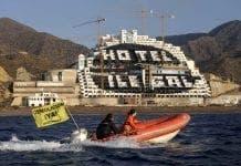 Algarrobico Hotel illegal
