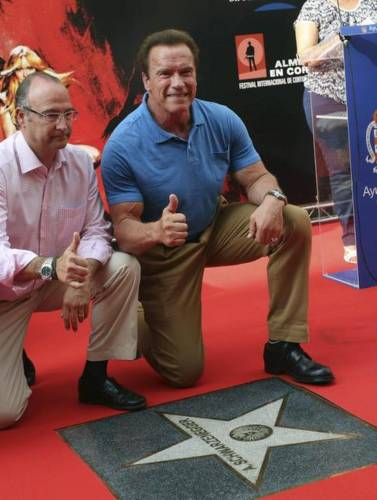 I'll be back!… Arnold Schwarzenegger set to return to Almeria