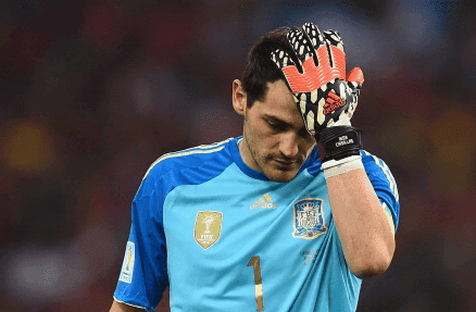 Spain and England both slip in FIFA world rankings