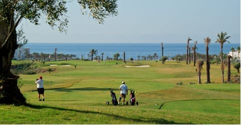 Almeria golf academy in trouble with locals