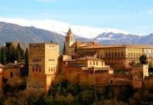 Halal Alhambra Granada e