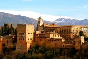 Halal - Alhambra Granada