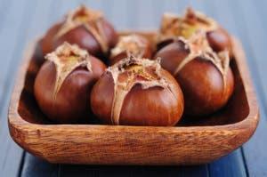 Halloween - La Castaneda chestnuts