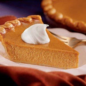 Halloween - Pumpkin pie