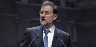 Mariano Rajoy discurso frenar hemorragia TINIMA e