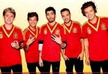 One Direction e