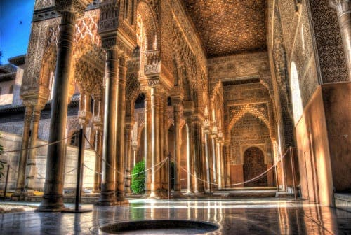 Song of Granada – Part one