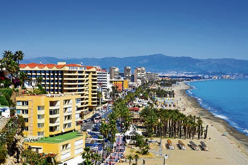 Torremolinos unpackaged