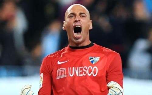 Big Willy Cabellero was approached by match fixers whilst at Malaga FC