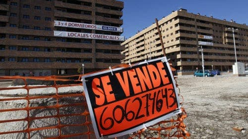Spain's 'toxic' banks increase property portfolio at alarming rate
