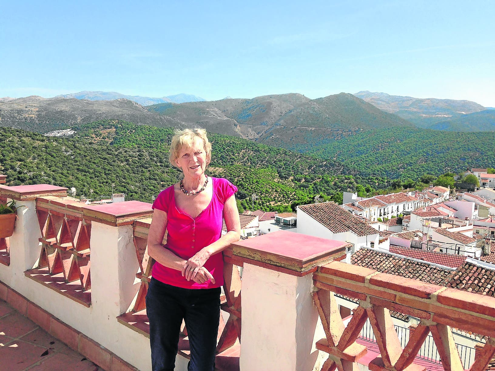 An expat in Spain's New England