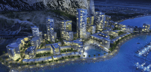 New multi-million Gibraltar marina complex awaits go-ahead
