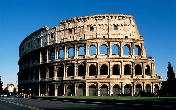 Viva Roma!