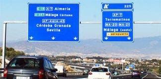 malaga road