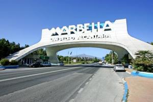 marbella archway