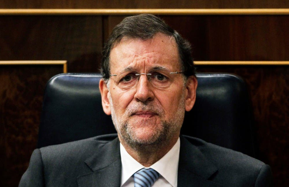 Spanish Prime Minister Rajoy apologies for PP corruption for the first time