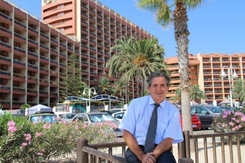 Happy holidays at one of the Costa del Sol's most successful businesses