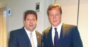 meeting with Cameron