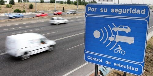 Spain's National Traffic Authority spends nearly €2 million on 30 laser speed cameras