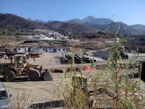Nerja sewage plant boosted by state funding