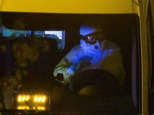 UPDATE: Hospital staff blame first European Ebola case on substandard equipment