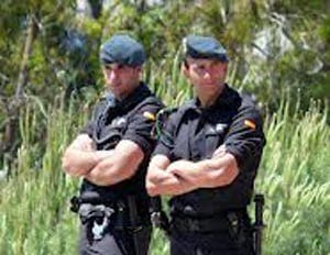 Criminal gang smashed by Spanish National Police after attempted robbery on luxury home