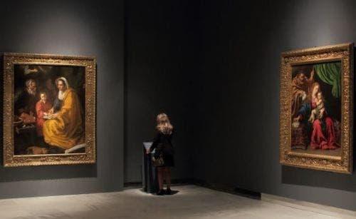Early Velazquez painting returned to Sevilla